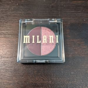 Milani duo eyeshadow